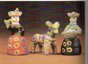 Каргопольская игрушка.