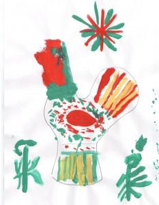 дети рисуют 005