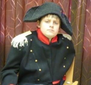 день Бородина. Наполеон