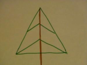 схема елки
