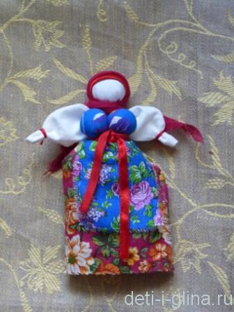 вепсская кукла