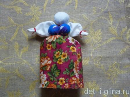 вепсская кукла - юбка