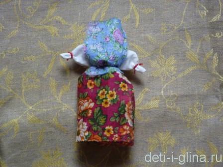 вепсская кукла - передник