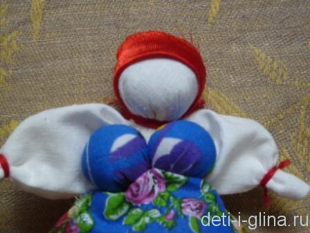 вепсская кукла - повойник